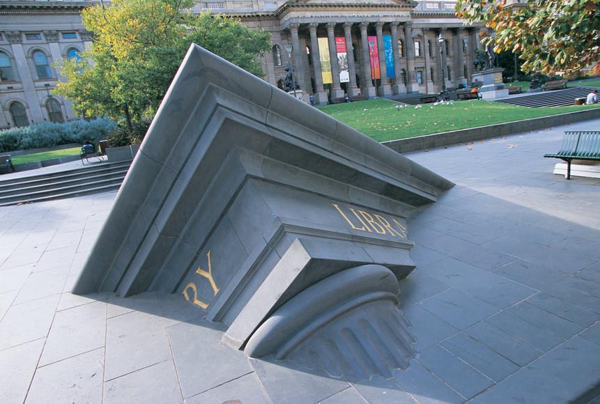 Architectural fragment
