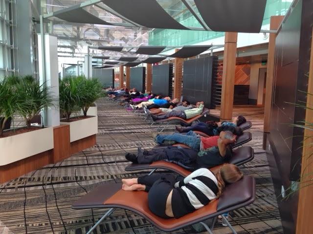 Cheap Hotel Inside Singapore Airport