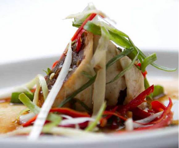 Traditional Chinese fare with a modern twist