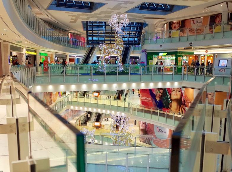 Nu Sentral Mall of Kuala Lumpur